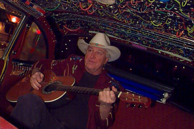 Jerry Jeff Walker In The Ultimate Taxi