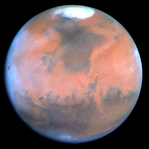 The Planet Mars - Hubble's Best View Of The Red Planet