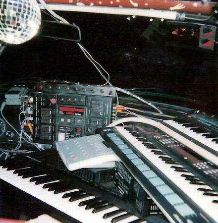 The Ultimate Taxi Music Synthesizers 1989