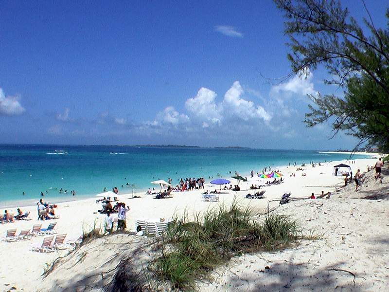 Paradise Island Bahamas Beach The Best Beaches In World